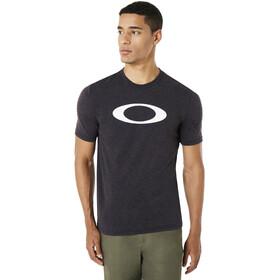 Oakley O-Bold Ellipse T-Shirt Men blackout light heather